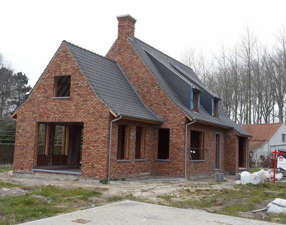 nieuwbouw Moerkerke
