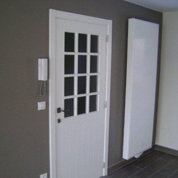 plaatsen binnendeuren